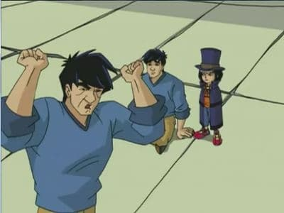 Jackie Chan Adventures Season 2 :Episode 20  The Return of the Pussycat