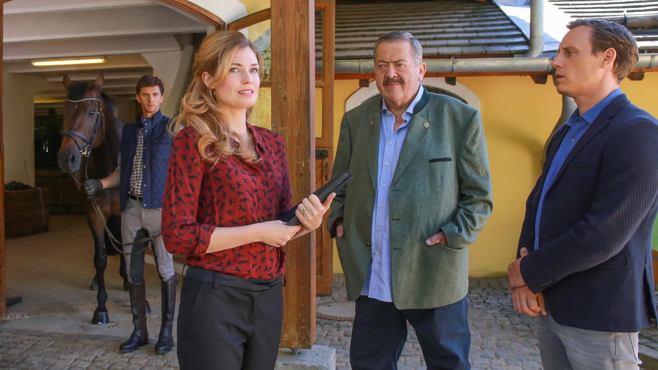 Die Rosenheim-Cops Season 17 :Episode 24  Ausgeritten