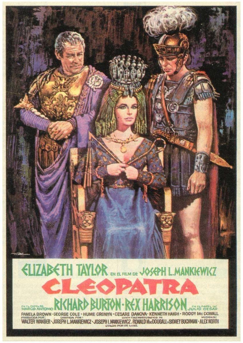 Cleopatra (1963) — The Movie Database (TMDb)