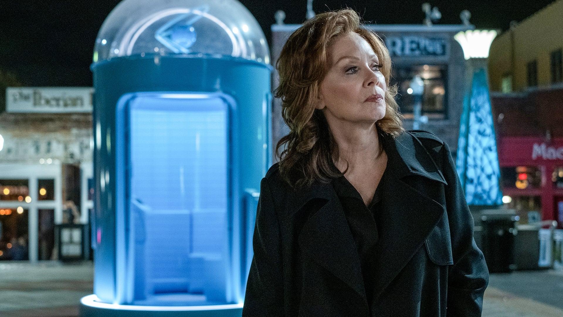 Watchmen Season 1 :Episode 3  She Was Killed by Space Junk