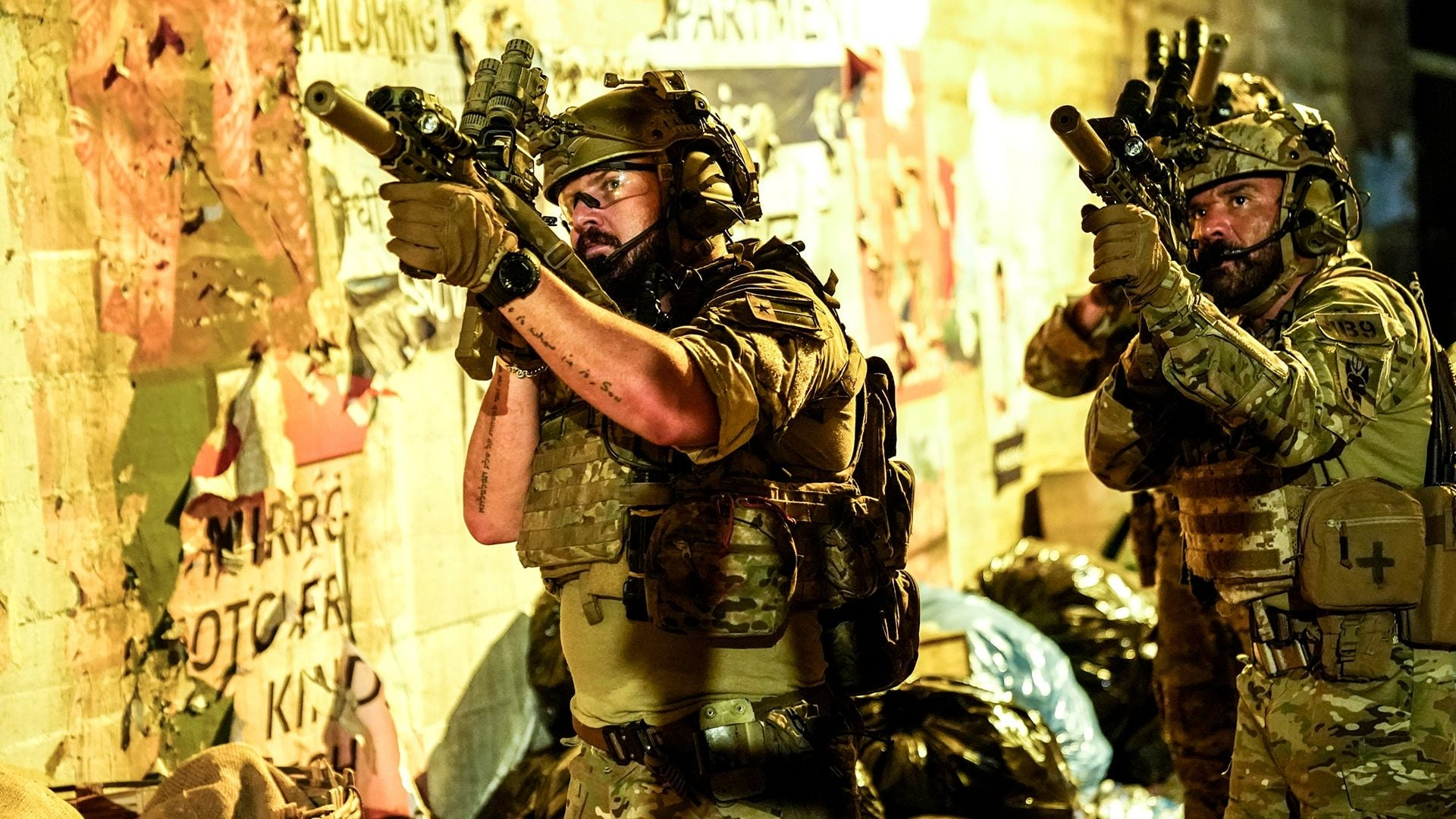 SEAL Team Season 2 :Episode 4  All That Matters