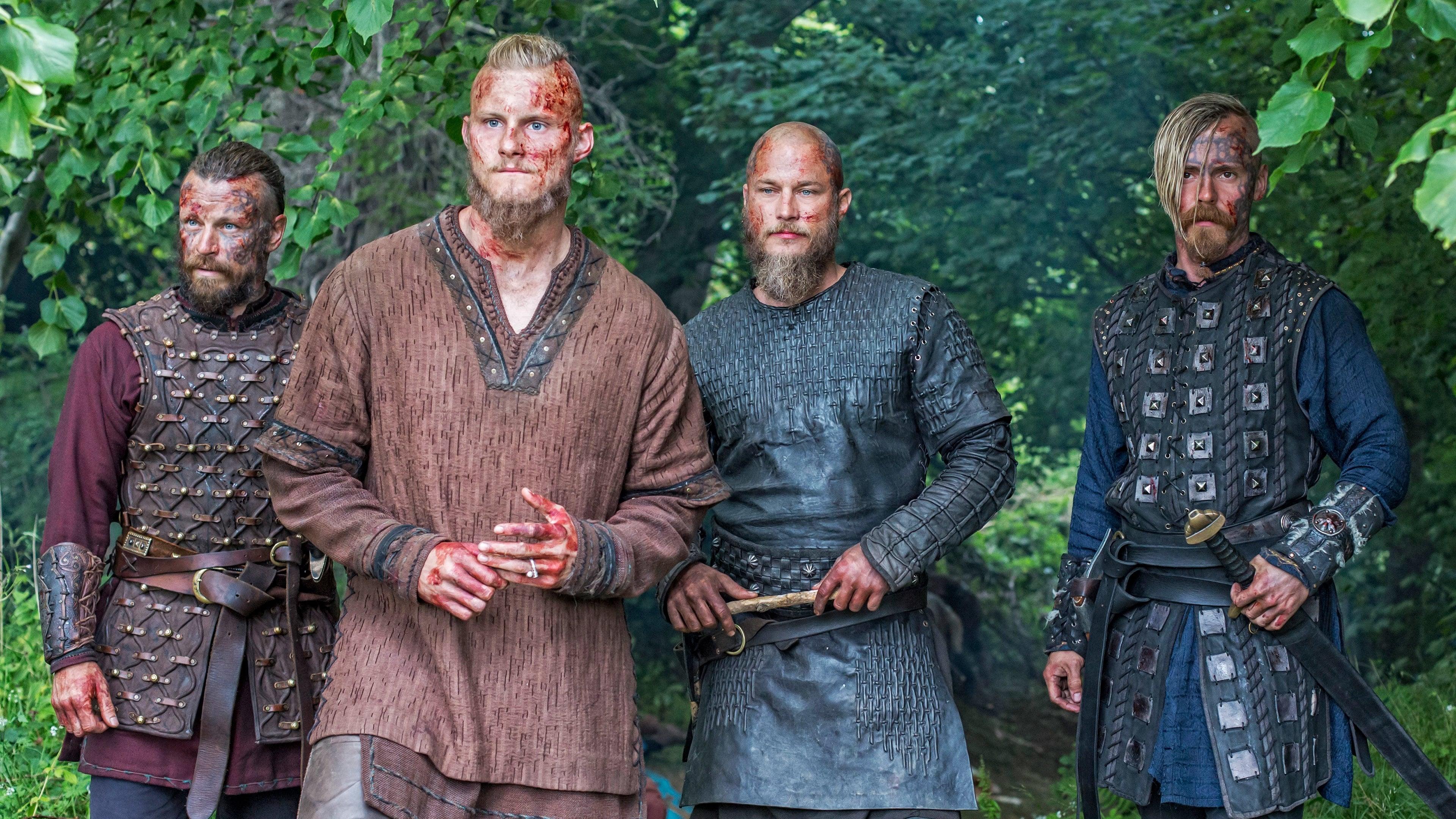 vikingos temporada 6 online
