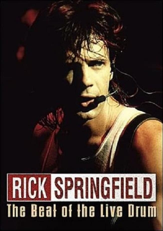 Rick Springfield : The Beat of the Live Drum (1985)