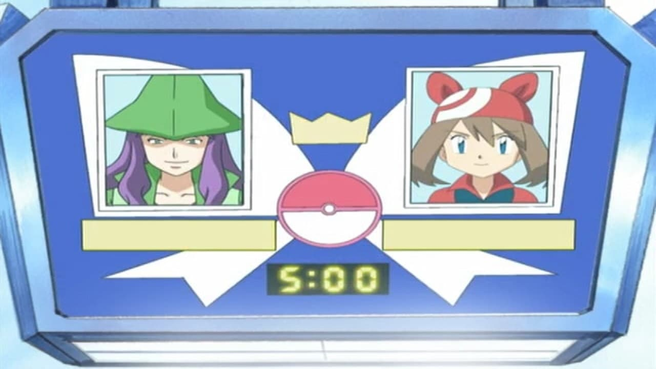 Pokémon - Season 9 Episode 34 : Thinning the Hoard!