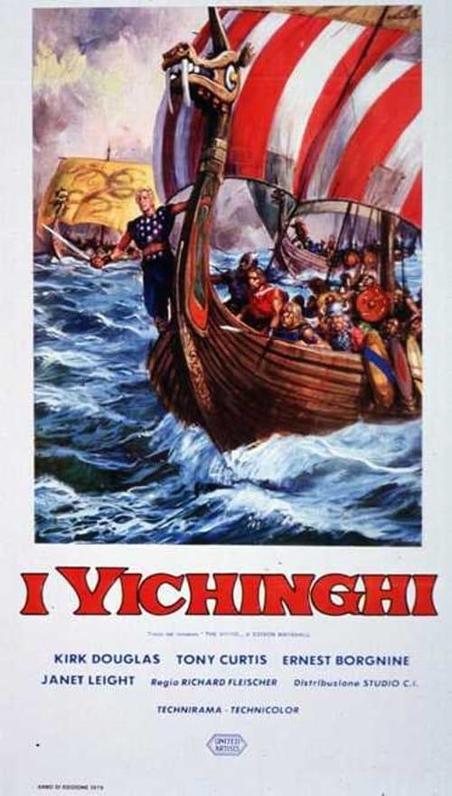 The Vikings 1958 Movies Film Cine Com