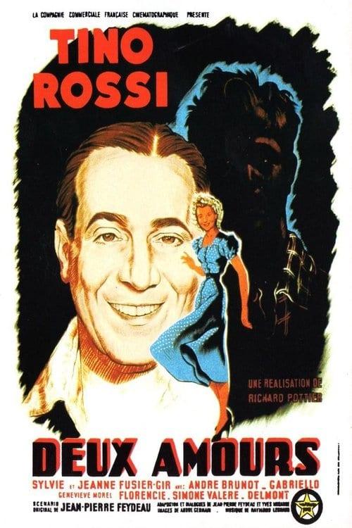Ver Deux amours Online HD Español (1949)