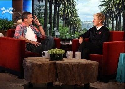 The Ellen DeGeneres Show Season 9 :Episode 39  Antonio Banderas, Johnny Galecki