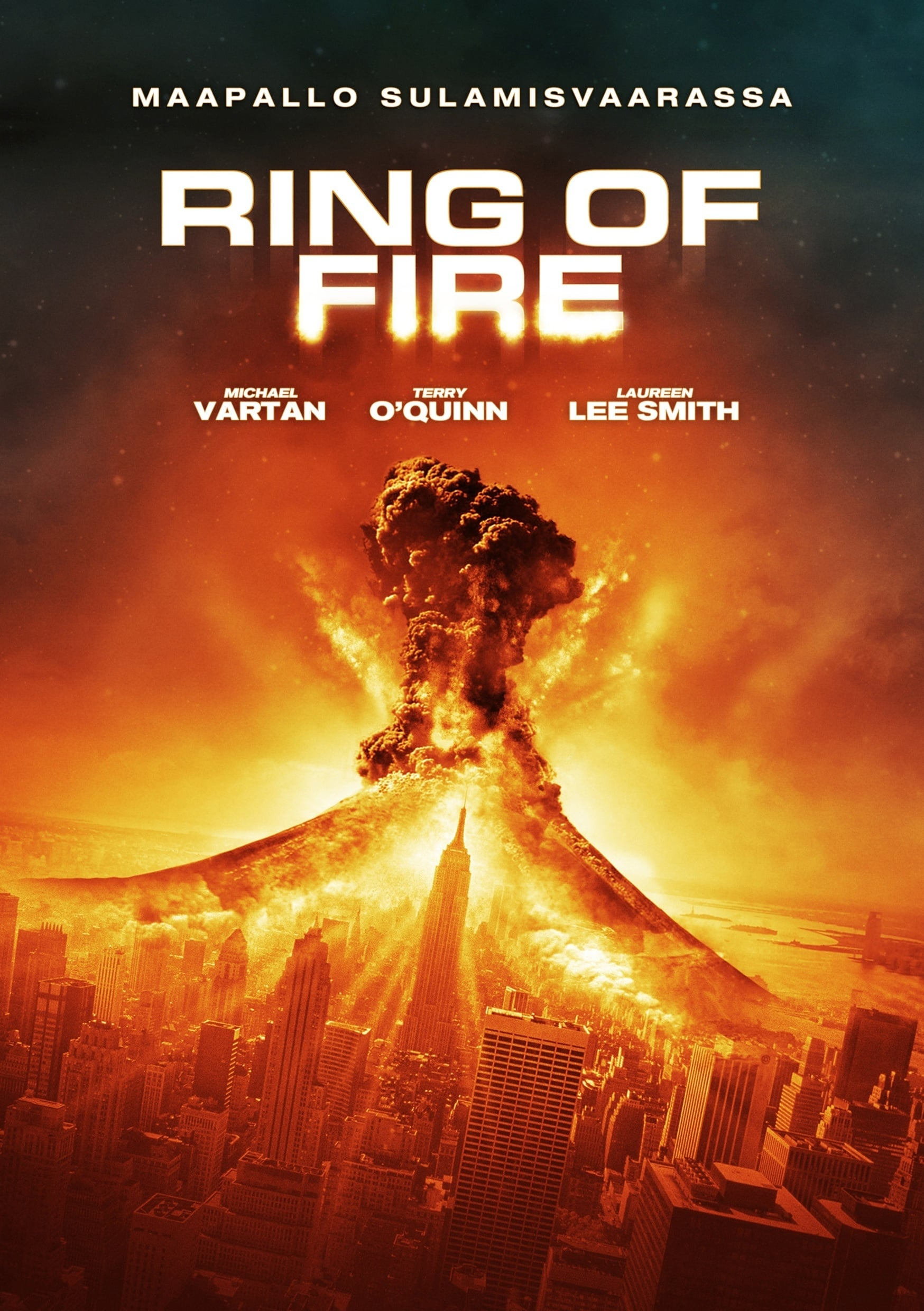 Ring of Fire TV Shows About Disaster