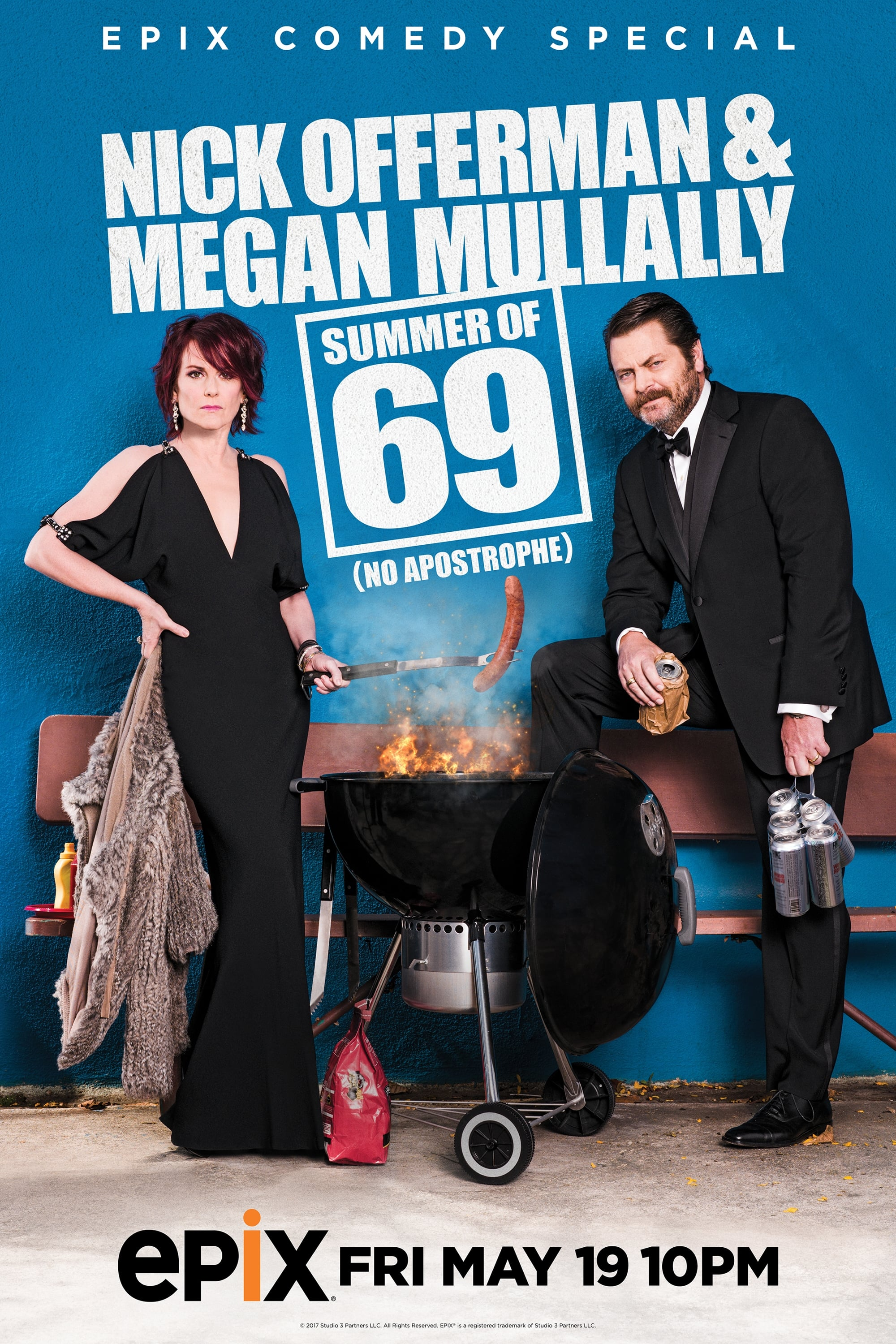 Ver Nick Offerman & Megan Mullally: Summer of 69: No Apostrophe Online HD Español (2017)