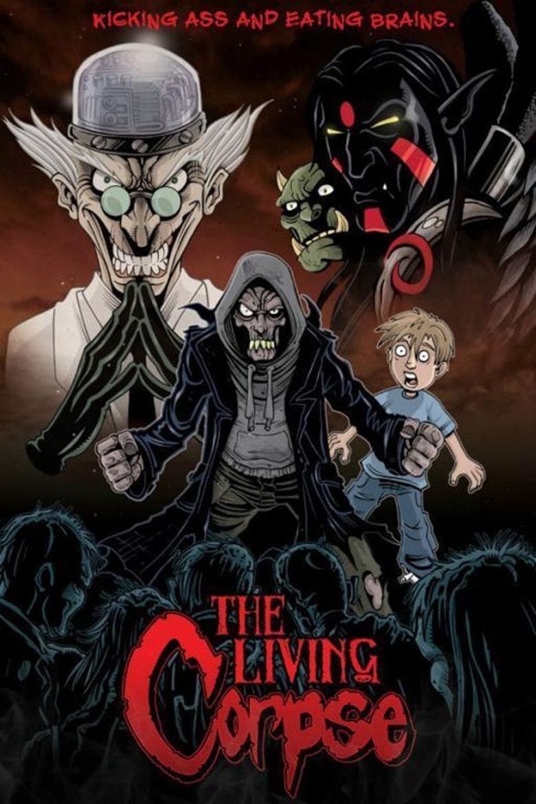The Amazing Adventures of the Living Corpse on FREECABLE TV