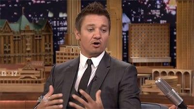 The Tonight Show Starring Jimmy Fallon Season 1 :Episode 139  Jeremy Renner, Carol Burnett, Mario Batali, Joe Perry