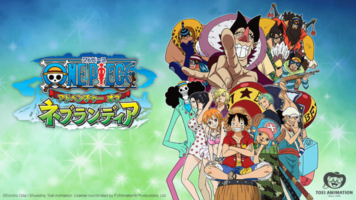 One Piece Season 0 :Episode 6  Adventure of Nebulandia