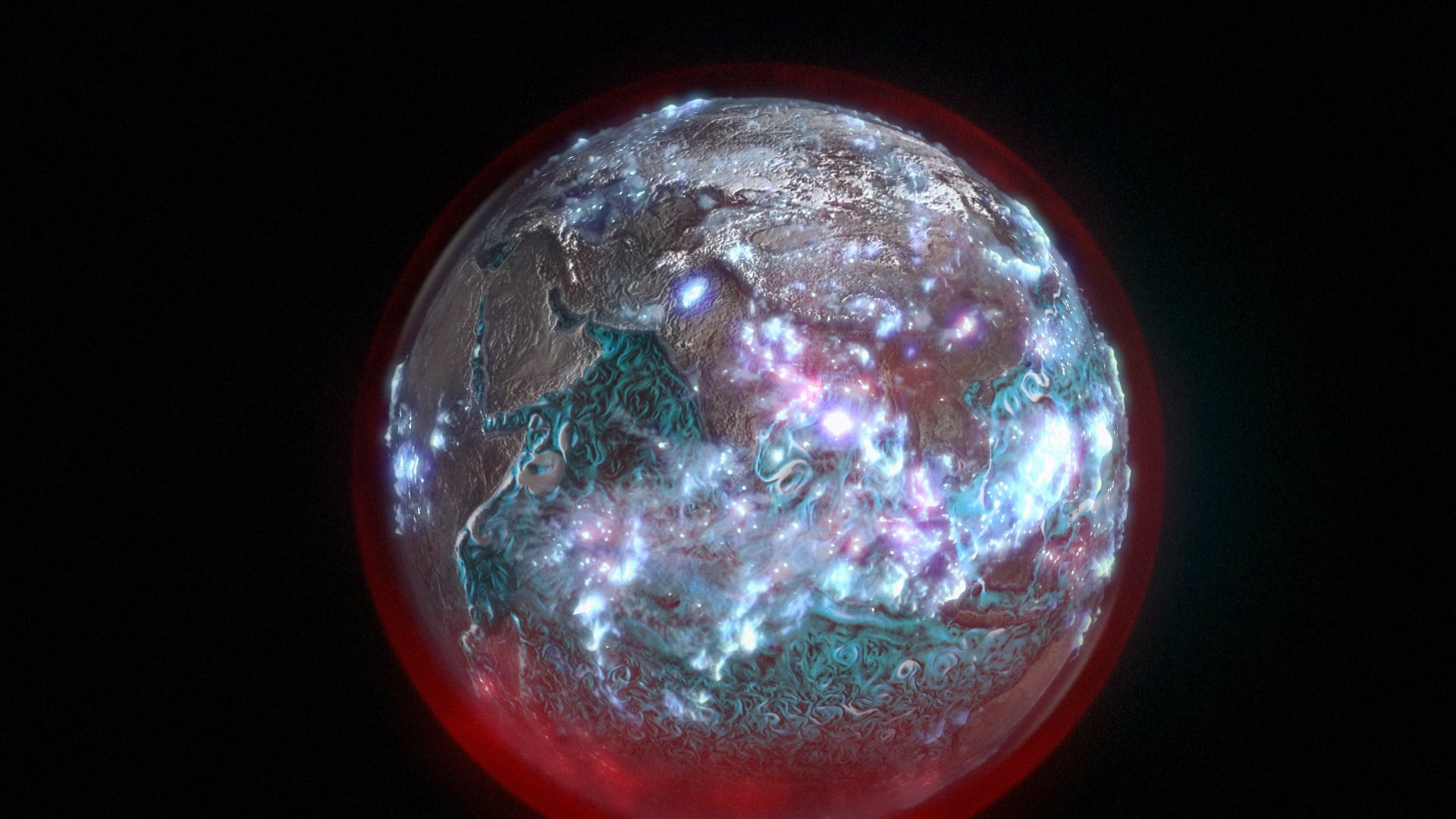 NOVA Season 40 :Episode 11  Earth From Space