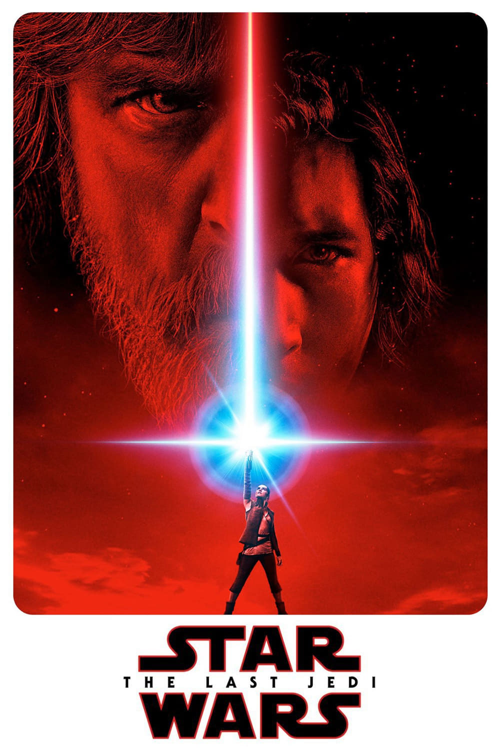 Poster and image movie Film Star Wars: Ultimii Jedi - Războaiele stelare: Episodul VIII - Star Wars: The Last Jedi - Star Wars: The Last Jedi -  2017