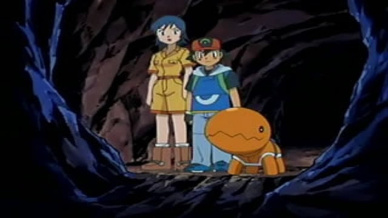 Pokémon Season 8 :Episode 14  Der Wille versetzt Berge!