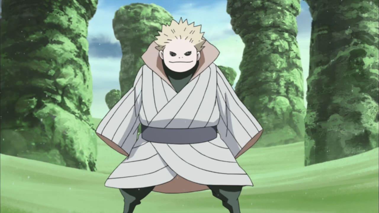 Naruto Shippūden Season 14 :Episode 302  Terror: The Steam Imp