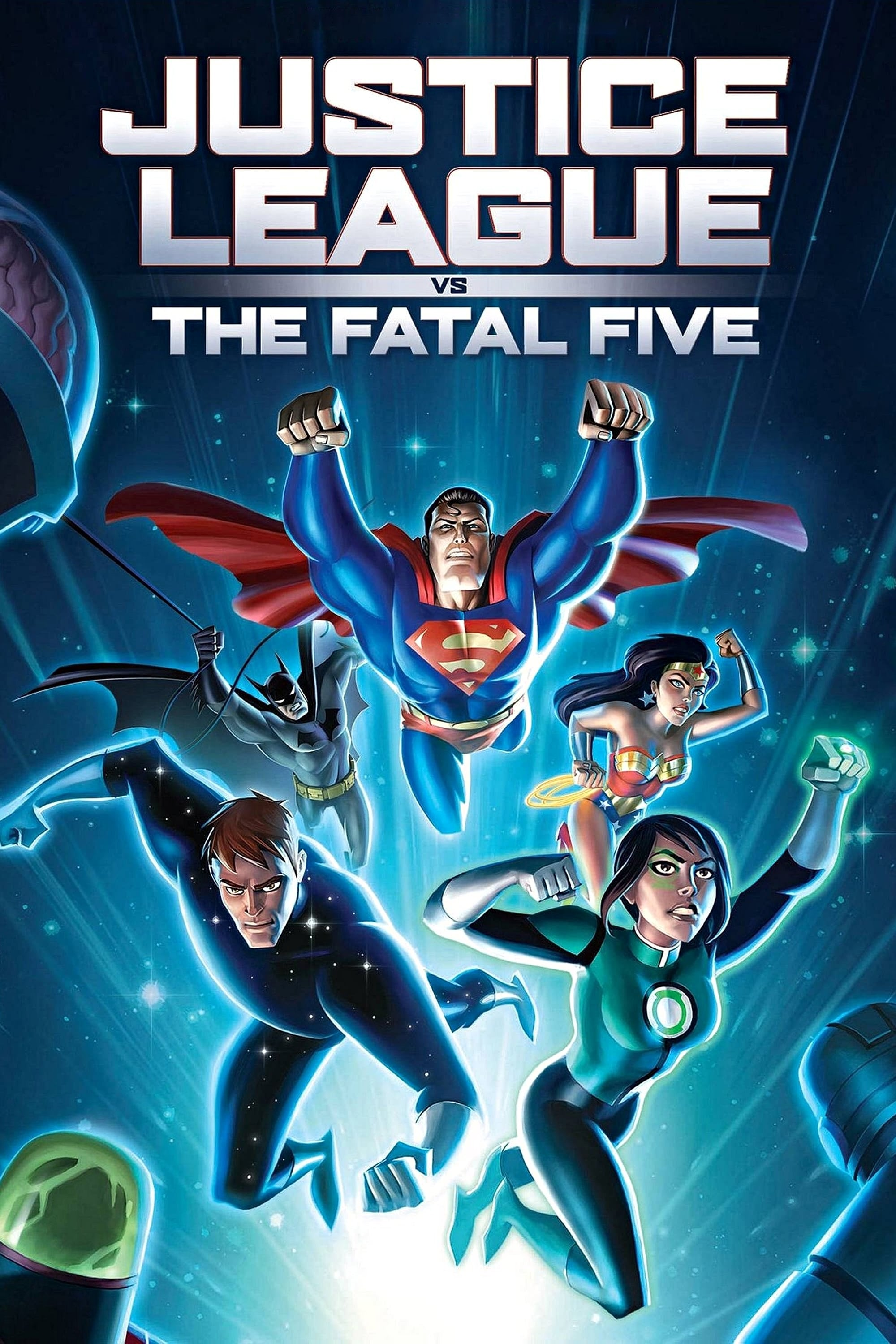 Justice League vs. the Fatal Five streaming sur libertyvf