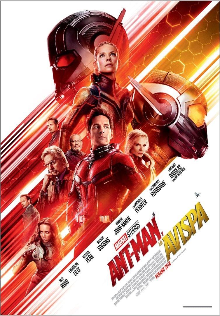 Ant-Man y la Avispa Streaming