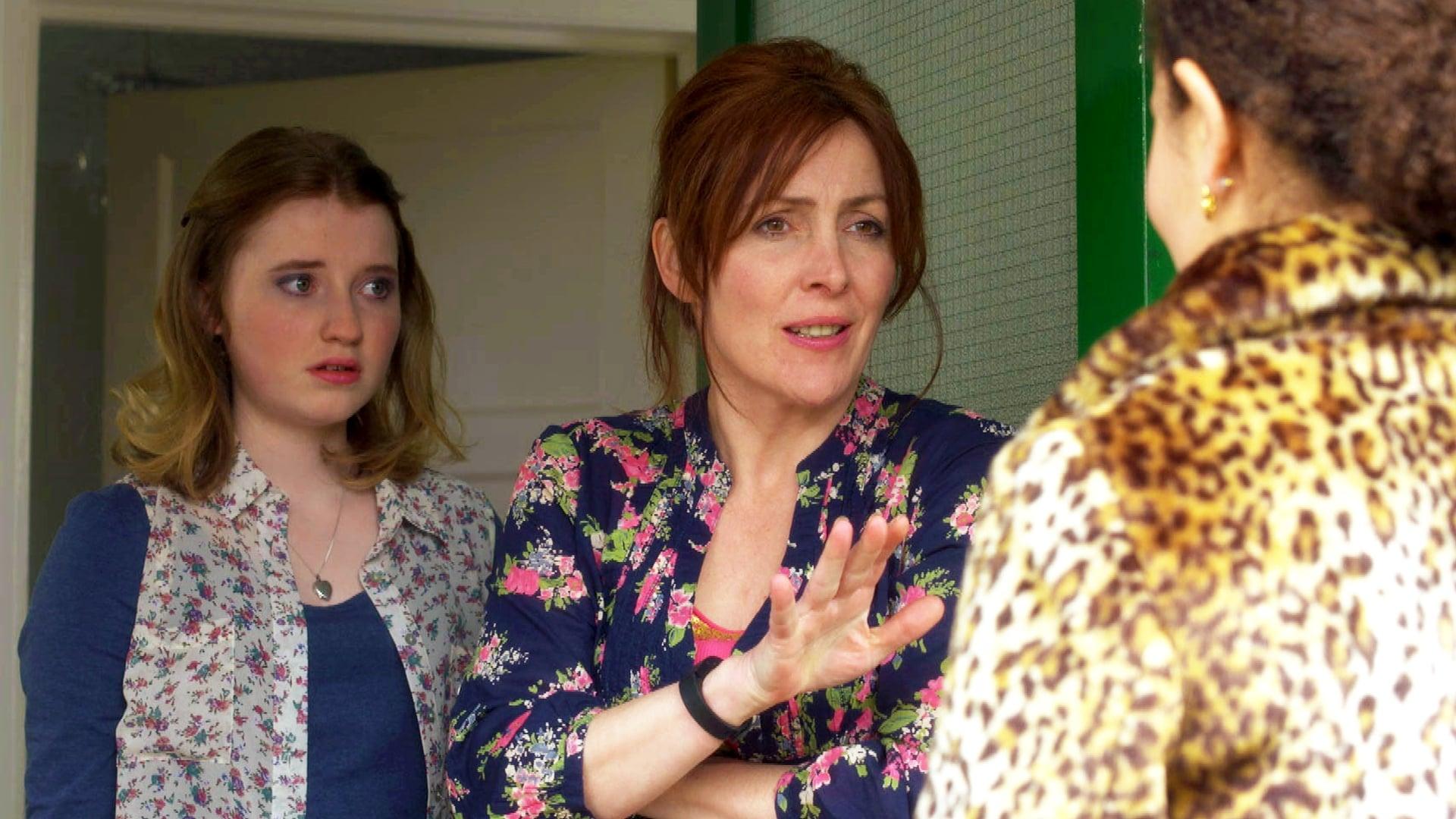Doctors Season 18 :Episode 40  Miss Bates