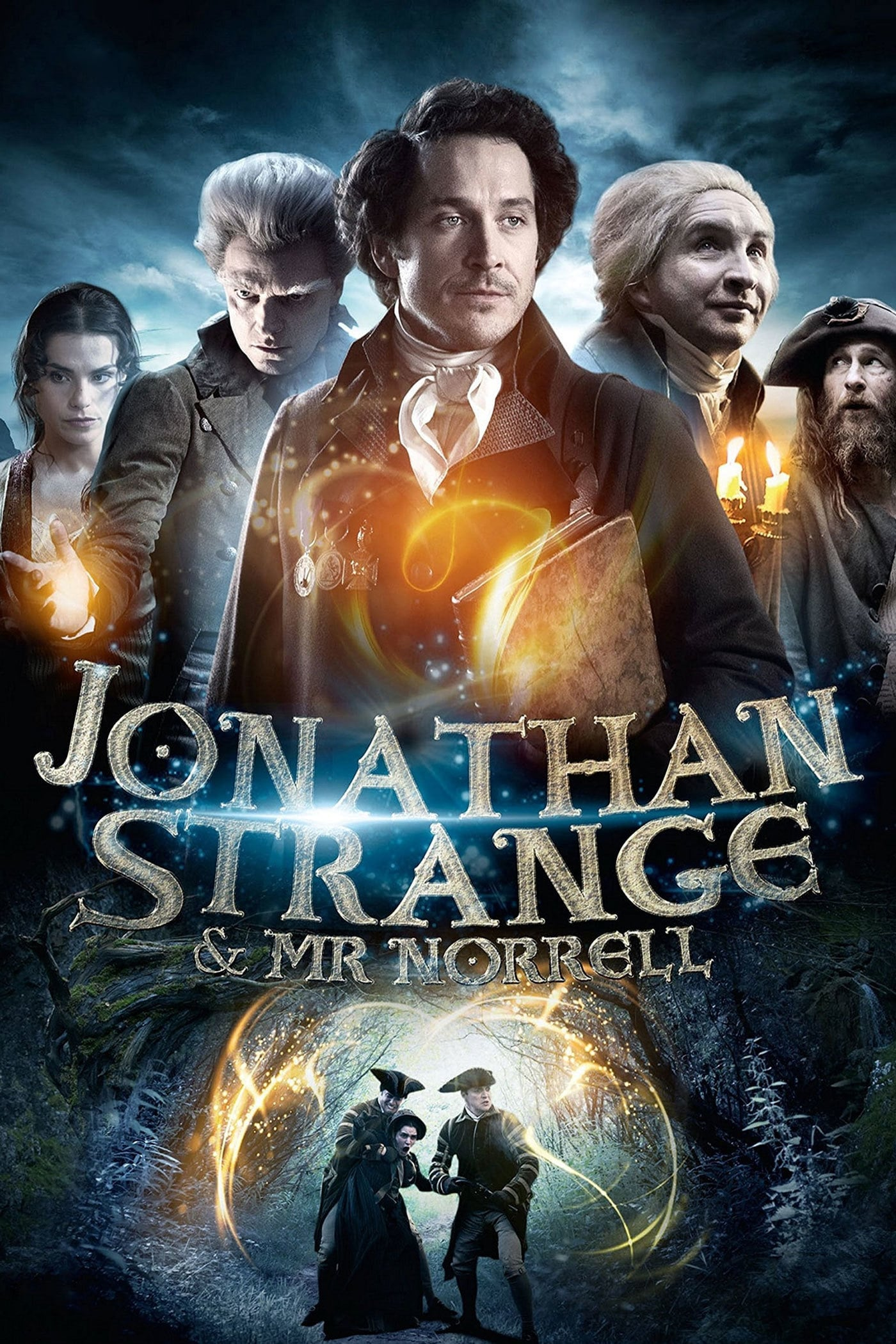 Jonathan Strange & Mr Norrell Season 1