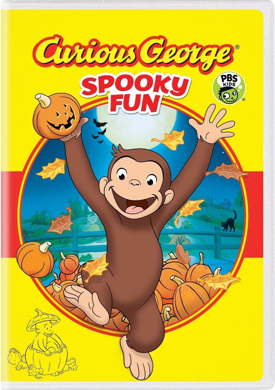 Curious George: Spooky Fun (2017)