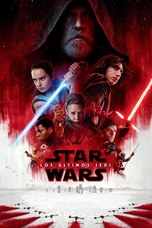 Póster Star Wars: Episodio VIII - Los últimos Jedi
