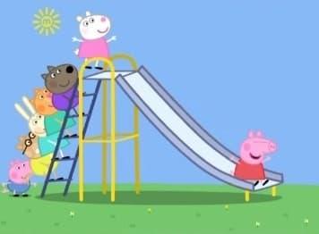 Peppa Pig Season 1 :Episode 44  The Playground
