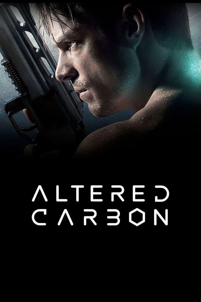 Altered Carbon 1ª Temporada Dual Áudio