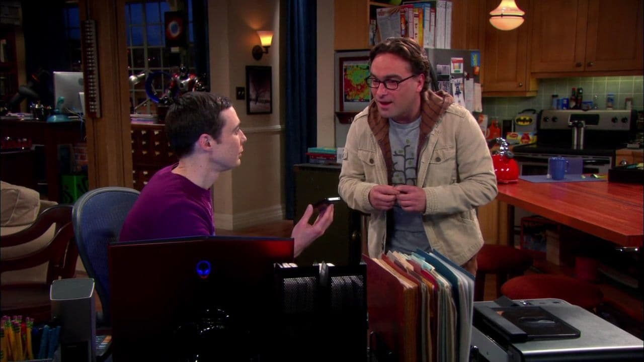 The Big Bang Theory Season 6 :Episode 6  The Extract Obliteration