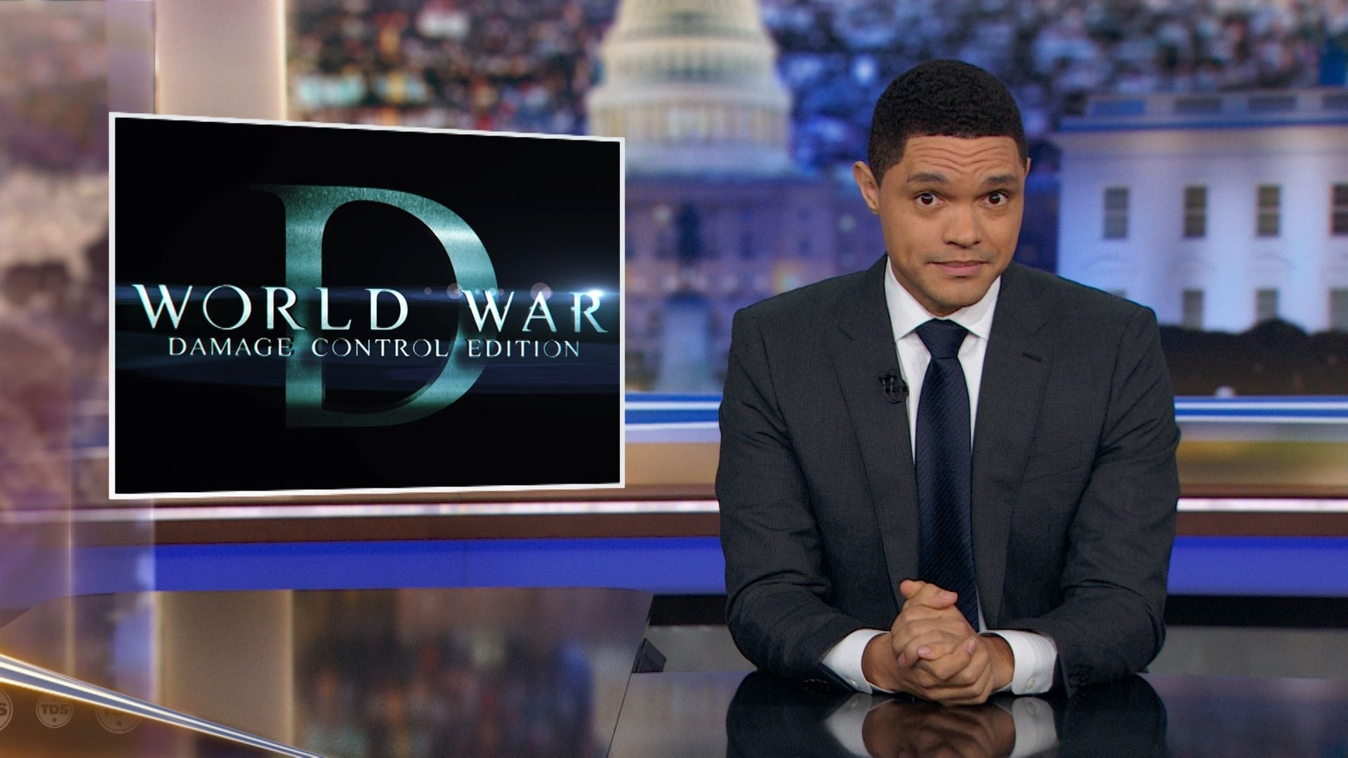 The Daily Show with Trevor Noah Season 25 :Episode 33  Kelly Marie Tran