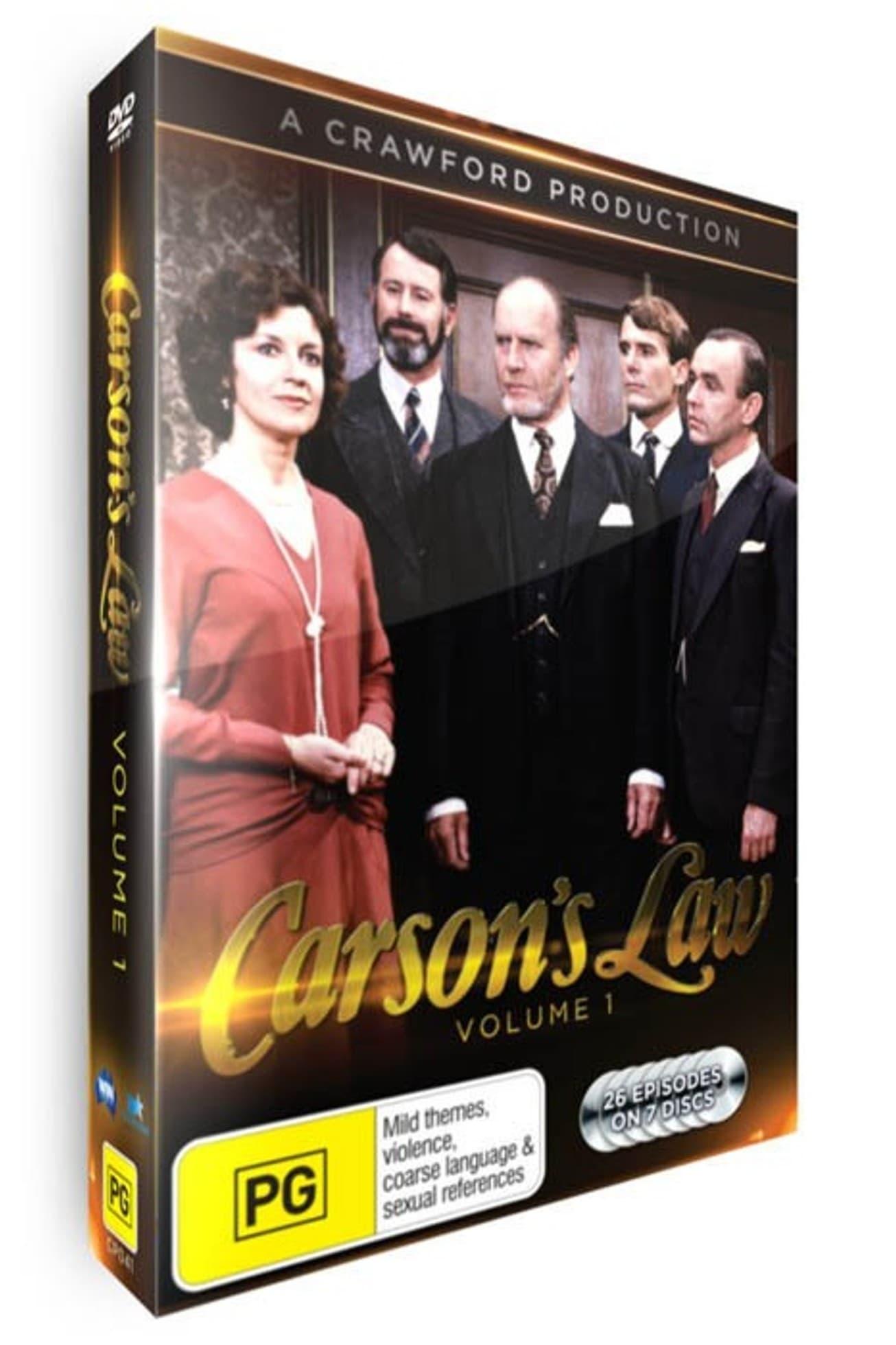 Carson's Law (1983)