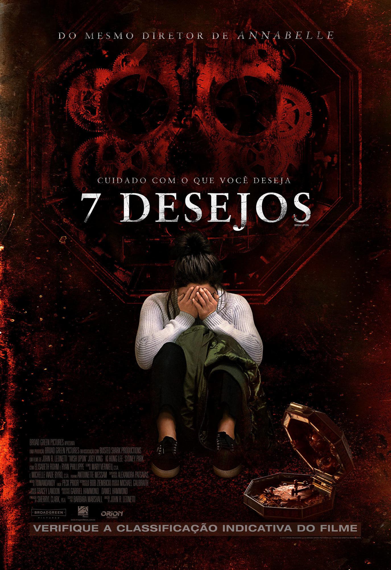 7 Desejos – Legendado (2017)
