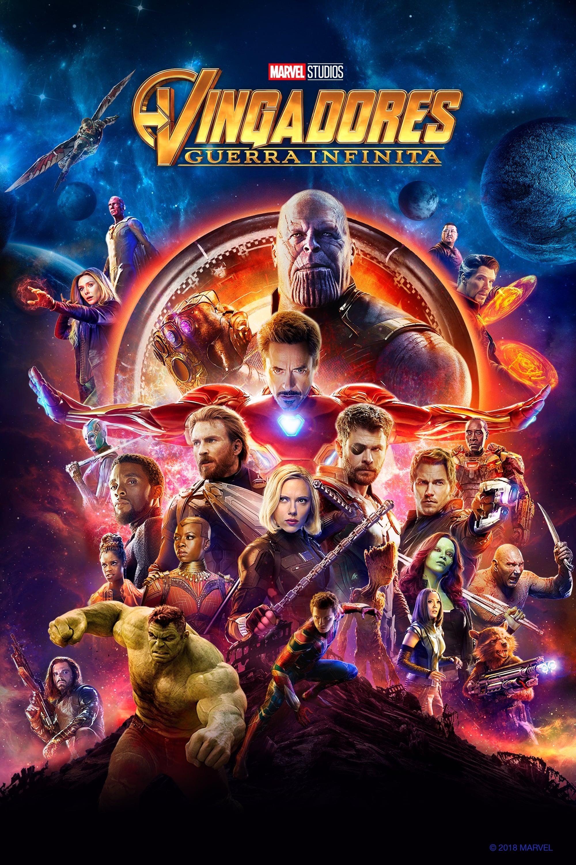 Os Vingadores 3: Guerra Infinita – Legendado (2018)