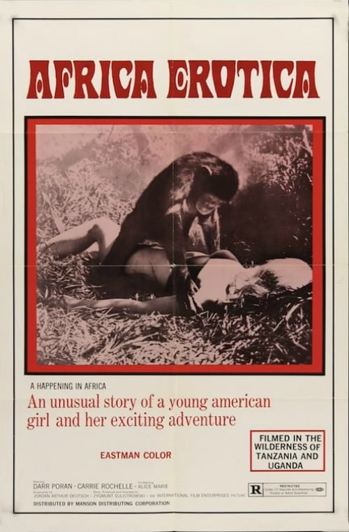 Jungle Erotic (1970)