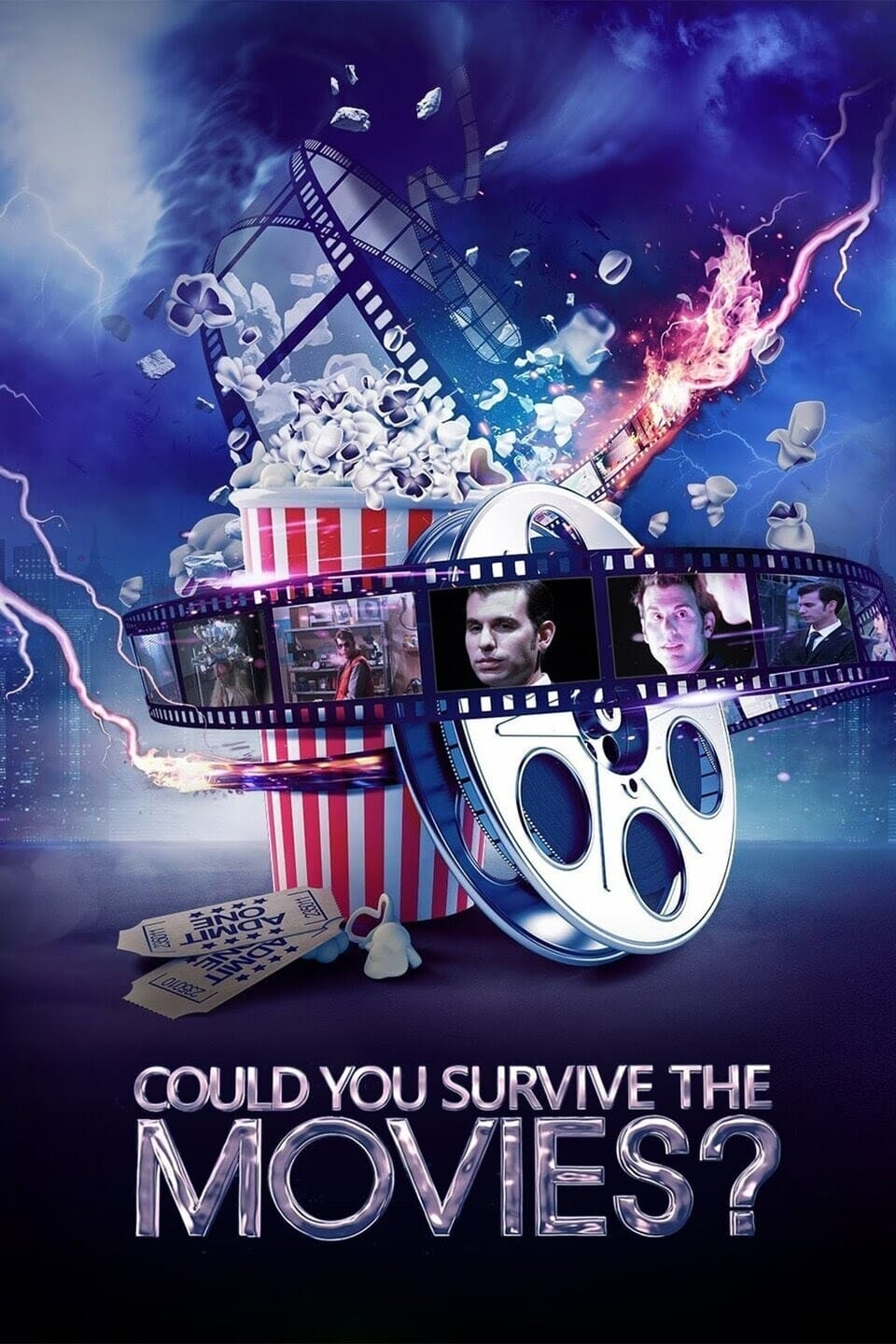 Could You Survive The Movies? TV Shows About Education
