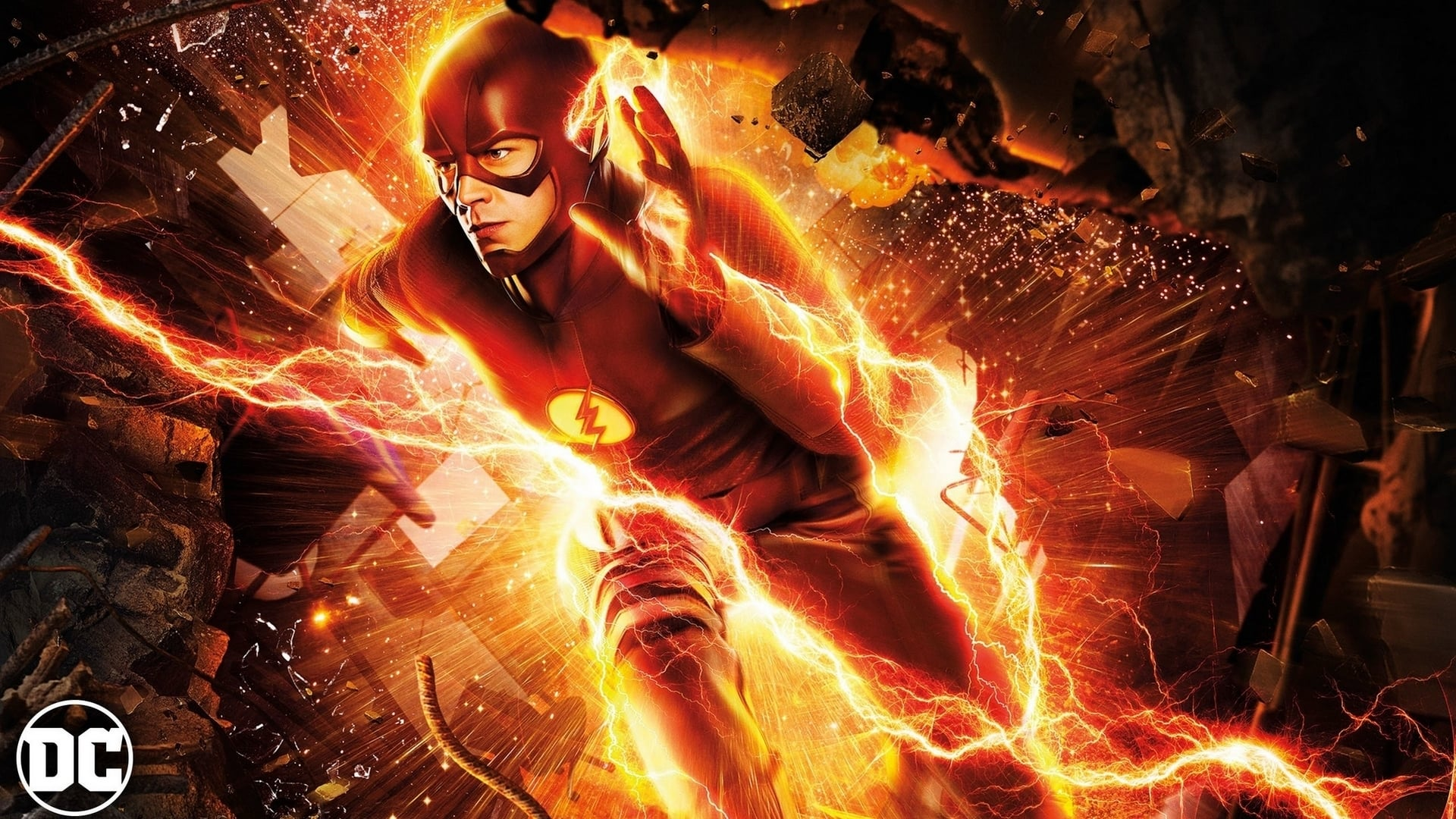 The Flash - Season 3