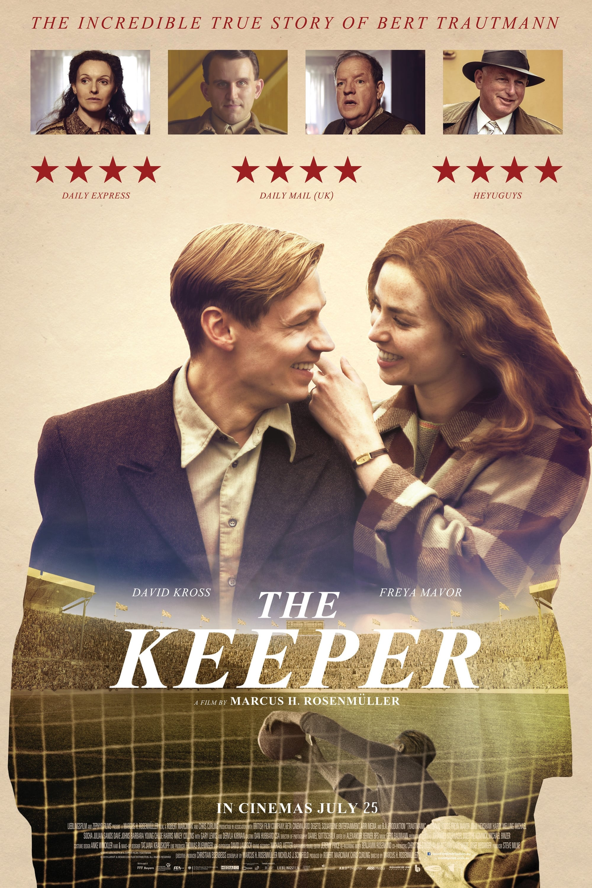 watch The Keeper 2019 yesmovies online free