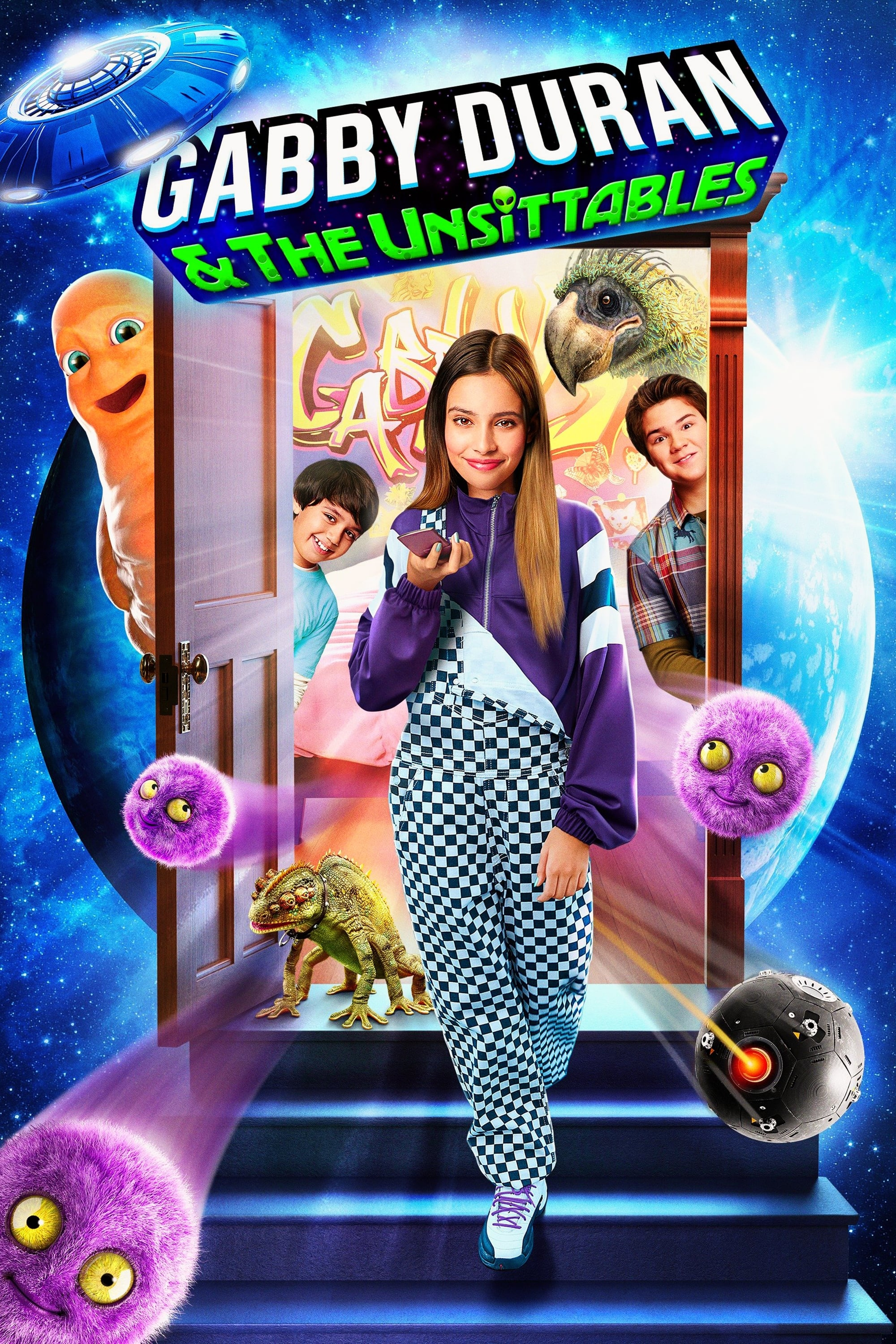 Gabby Duran and the Unsittables TV Shows About Extraterrestrial