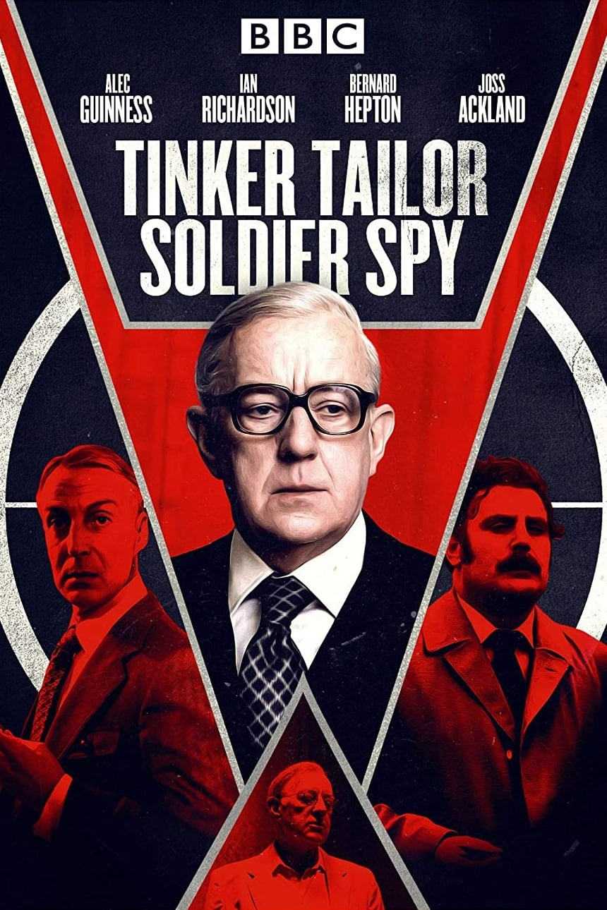 Tinker Tailor Soldier Spy (1979)