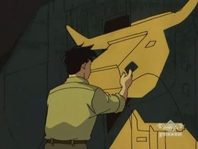Jackie Chan Adventures Season 1 :Episode 3  The Mask Of El Toro Fuerte