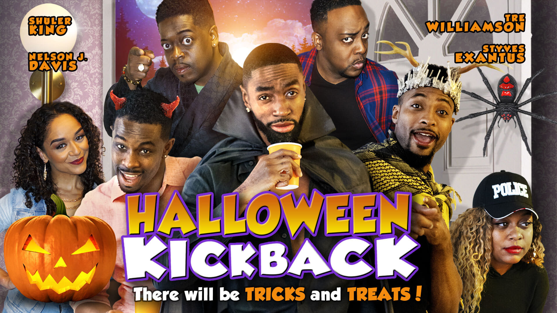 Halloween Kickback (2021) 4K Movie Online Full