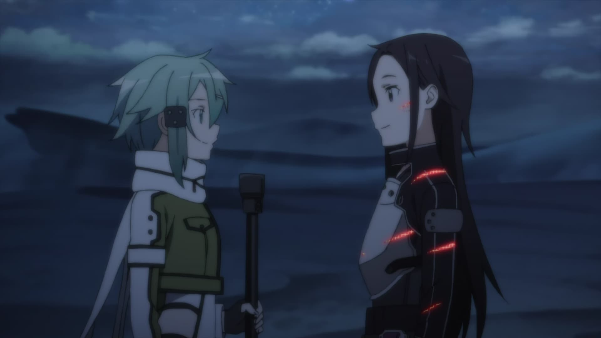Sword Art Online Season 2 :Episode 13  Phantom Bullet