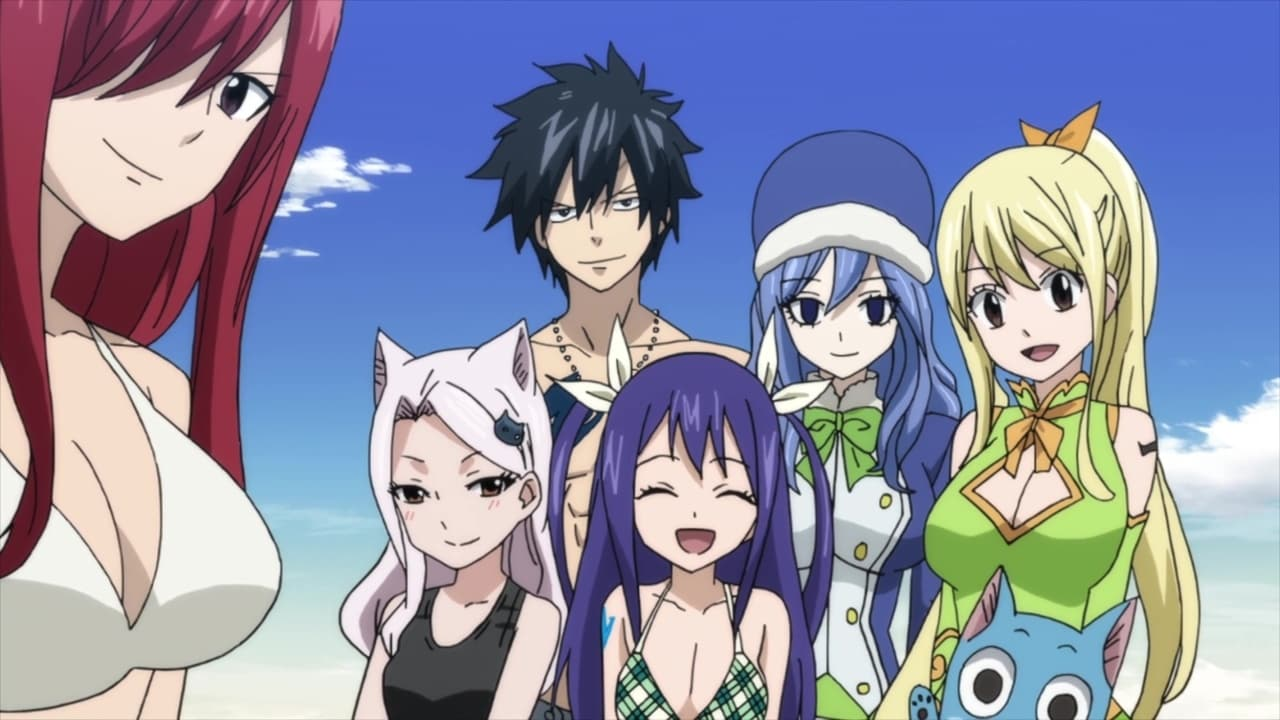 Fairy Tail Season 8 :Episode 11  To The Land Abandoned by Gods