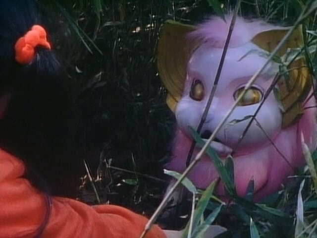 Super Sentai Season 22 :Episode 9  The Secret Kitten
