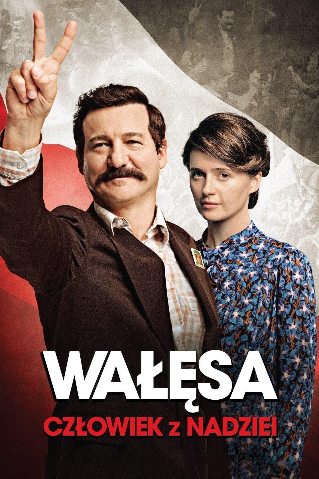 Walesa: Man of Hope (2013)