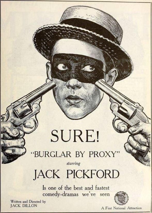 Ver Burglar by Proxy Online HD Español ()