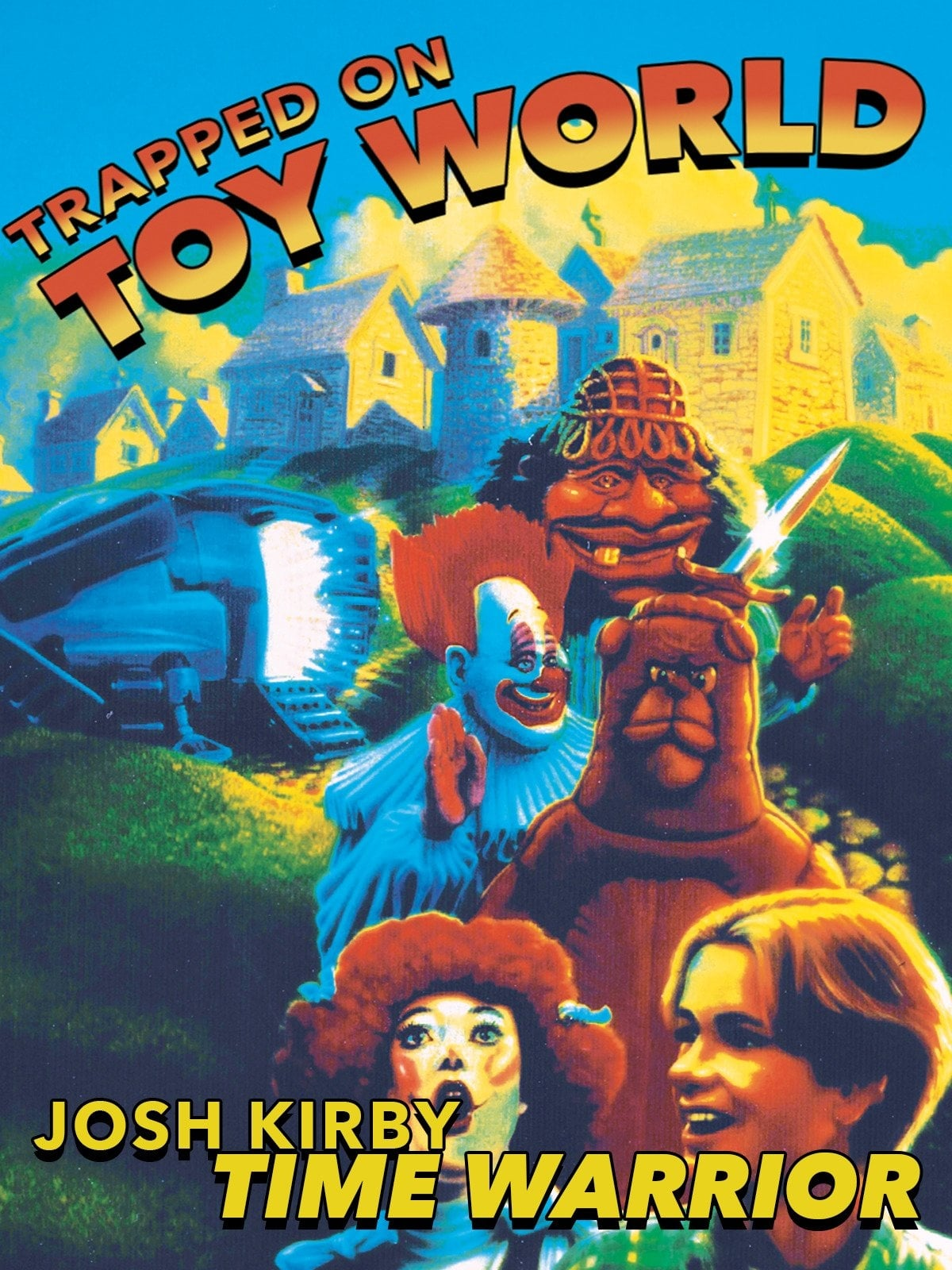Josh Kirby: Time Warrior! Chap. 3: Trapped on Toyworld on FREECABLE TV
