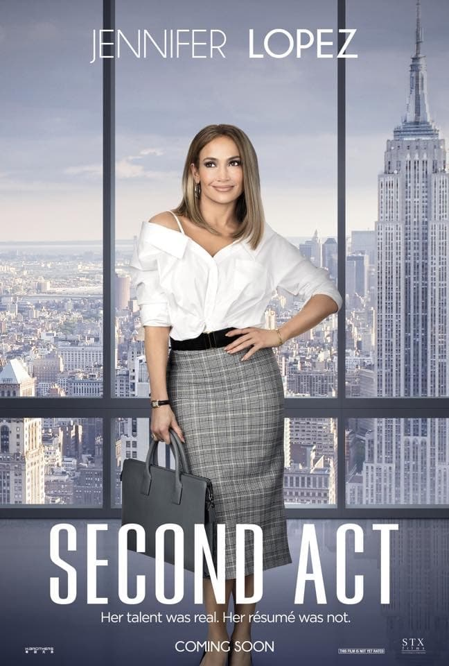 Poster and image movie Film Second Act - Second Act 2018