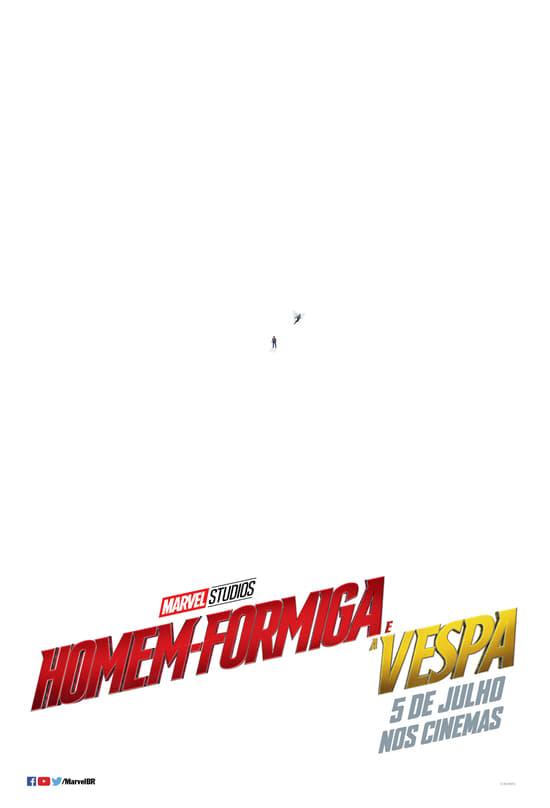 Homem-Formiga e a Vespa – Dublado (2018)