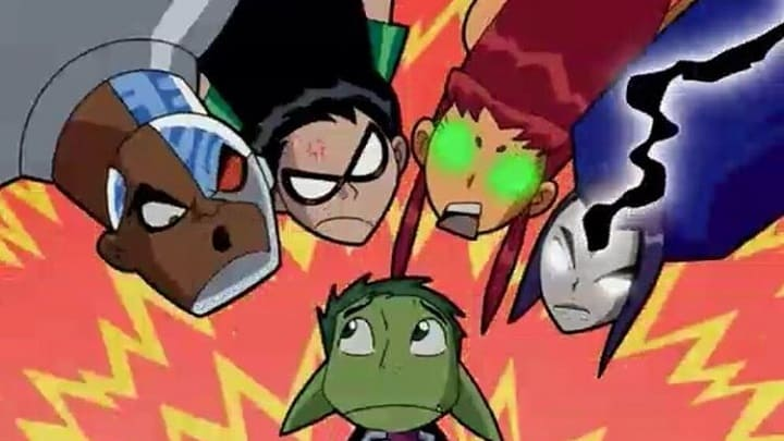 Teen Titans Season 0 :Episode 1  The Lost Episode